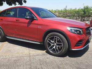 Mercedes Benz GLC Coupe 43 AMG (2017)