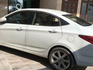 Hyundai Verna Fluidic 1.6 CRDI SX (2011) in Panchkula