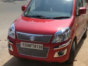 Maruti Suzuki Wagon R VXI 1.0 AMT (2018) in Hyderabad