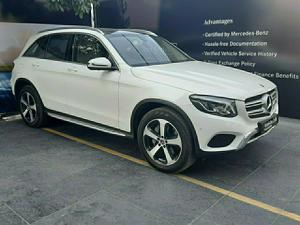 Mercedes Benz GLC 220 d (2016)