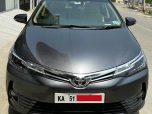 Toyota Corolla Altis 1.8V L (2018) in Bangalore