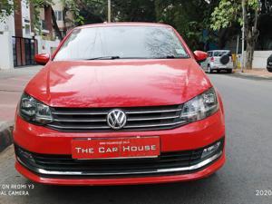 Volkswagen Vento 1.5L TDI Highline Plus AT Diesel (2018) in Bangalore