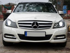 Mercedes Benz C Class C 220 CDI BlueEFFICIENCY (2012)
