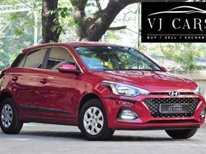 Hyundai Elite i20 1.2 Kappa VTVT Sportz Petrol (2019)