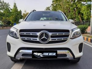 Mercedes Benz GLS 350 d (2018)