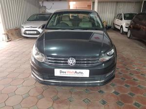 Volkswagen Vento 1.5 TDI Highline AT (2015) in Bangalore
