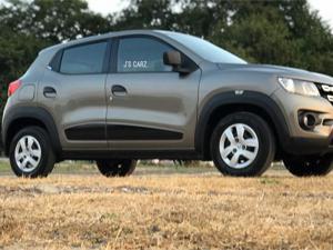 Renault Kwid RxT (O) (2015) in Chennai