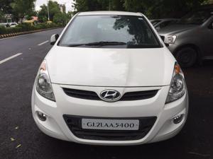 Hyundai i20 Sportz 1.2 (O) (2009)