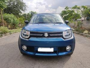 Maruti Suzuki Ignis Zeta 1.2 MT (2017) in Bangalore
