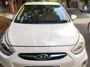 Hyundai Verna Fluidic 1.6 VTVT SX Opt (2014) in Chennai