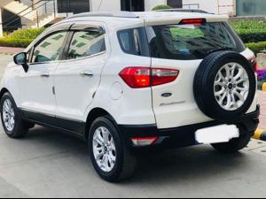 Ford EcoSport 1.5 Ti-VCT Titanium (AT) Petrol Black Edition (2016)