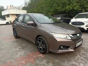Honda City VX(O) 1.5L i-DTEC Sunroof (2015)
