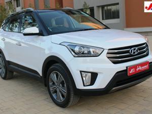 Hyundai Creta 1.6 SX Plus Petrol (2018) in Ahmedabad