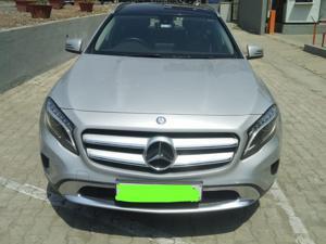 Mercedes Benz GLA Class 220 d Activity Edition (2017)