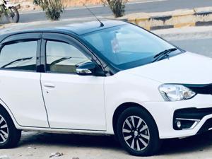 Toyota Etios Liva VXD Dual Tone (2019) in Faridabad