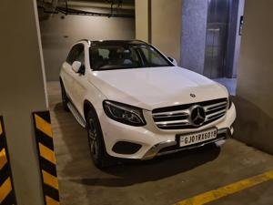Mercedes Benz GLC 220 d (2017) in Ahmedabad