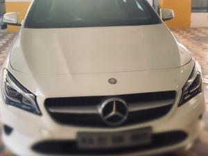 Mercedes Benz CLA Class 200 CDI Sport (2017) in Bangalore