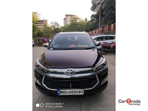 Toyota Innova Crysta 2.4 ZX 7 STR (2016) in Thane