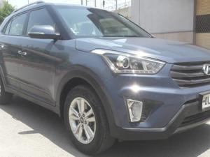 Hyundai Creta 1.6 SX Plus Petrol (2016)