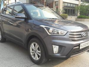 Hyundai Creta SX+ 1.6 U2 VGT CRDI AT (2015)
