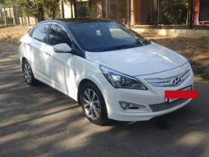 Hyundai Verna 1.6 VTVT SX AT (2017) in Pune