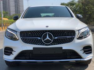 Mercedes Benz GLC Coupe 43 AMG (2019)