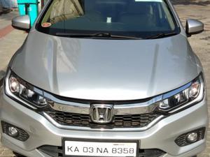 Honda City ZX CVT Petrol (2017)