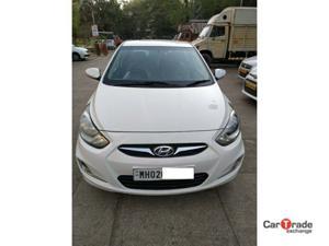 Hyundai Verna Fluidic 1.6 CRDi SX AT (2013)