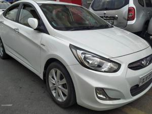 Hyundai Verna Fluidic 1.6 VTVT SX Opt (2013)