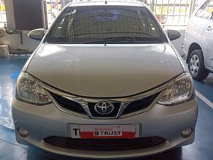 Toyota Etios D 4D VD SP (2016)