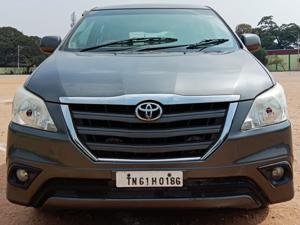 Toyota Innova 2.0 GX 8 STR BS IV (2014) in Coimbatore