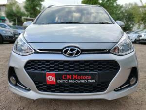 Hyundai Grand i10 Sportz AT 1.2 Kappa VTVT (2018)