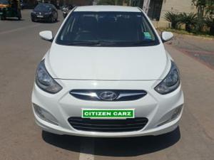 Hyundai Verna Fluidic 1.6 CRDI SX (2012) in Bangalore