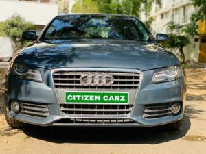 Audi A4 2.0 TDI Multitronic Premium (2011)