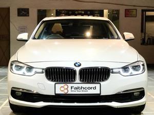 BMW 3 Series 320d Luxury Plus Sedan (2016) in Ghaziabad