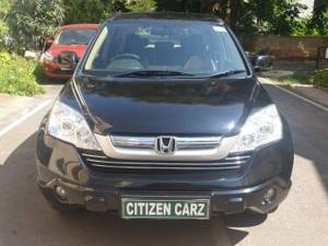 Honda CR V 2.4 MT (2007) in Bangalore