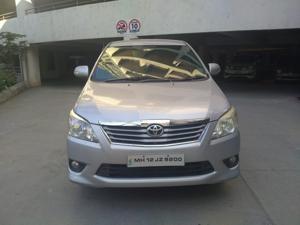 Toyota Innova 2.5 VX 8 STR BS IV (2013) in Pune