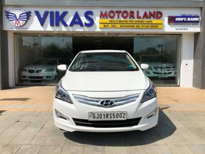Hyundai Verna 1.6 VTVT SX AT (2016)