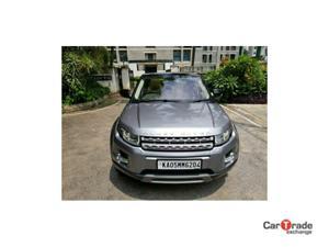 Land Rover Range Rover Evoque Dynamic SD4 (2012)