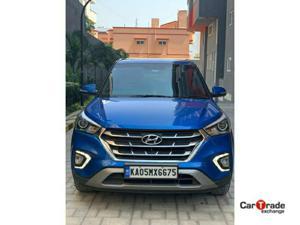 Hyundai Creta SX+ 1.6 Diesel Special Edition (2018)