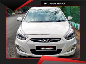 Hyundai Verna Fluidic 1.6 VTVT SX AT (2014)