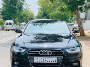 Audi A4 35 TDI Premium Sunroof (2013) in Ahmedabad