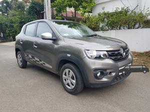 Renault Kwid 1.0 RXT Edition (2017)