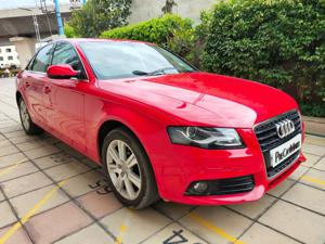 Audi A4 2.0 TDI Multitronic Premium (2011) in Bangalore