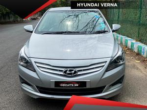 Hyundai Verna 1.6 VTVT S (2017)