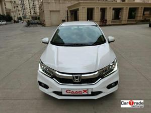 Honda City V CVT Petrol (2017) in Thane