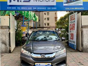 Honda City SV 1.5L i-VTEC CVT (2014) in Thane