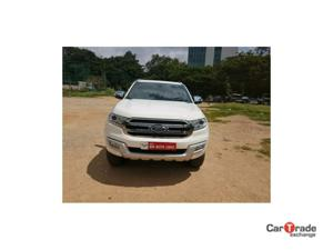 Ford Endeavour Titanium 3.2 4x4 AT (2017) in Bangalore