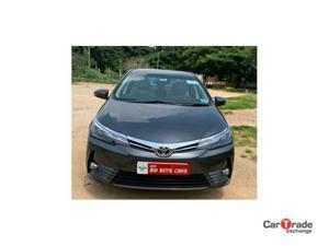 Toyota Corolla Altis 1.8G(CVT) (2018)