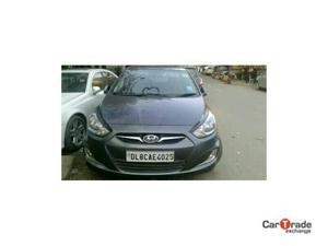 Hyundai Verna Fluidic 1.6 CRDI SX (2014)